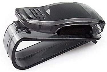 Juego de 2 soportes para gafas de sol para coche, diseño bonito