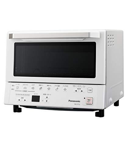 パナソニックコンパクトオーブンホワイトNB-DT52-W