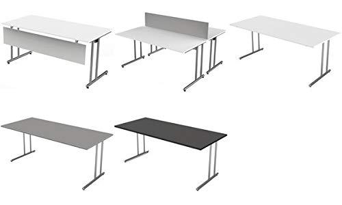 Kerkmann Start up - Schreibtisch - 160 x 80 x 75 cm - Weiß