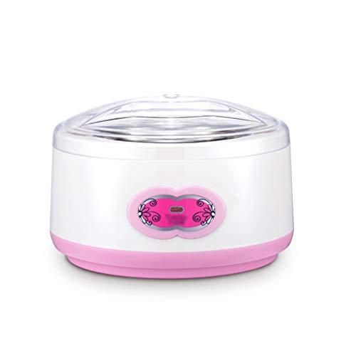 CLING yoghurtmaskin, 10 W, hemmagjord liten automatisk mini glas delad kopp rostfritt stål foder hemmagjord mjölksyrabakterier