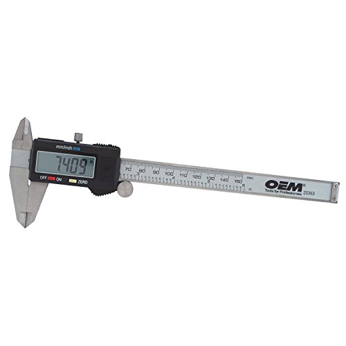 OEM 25363 6-Inch Digital Caliper