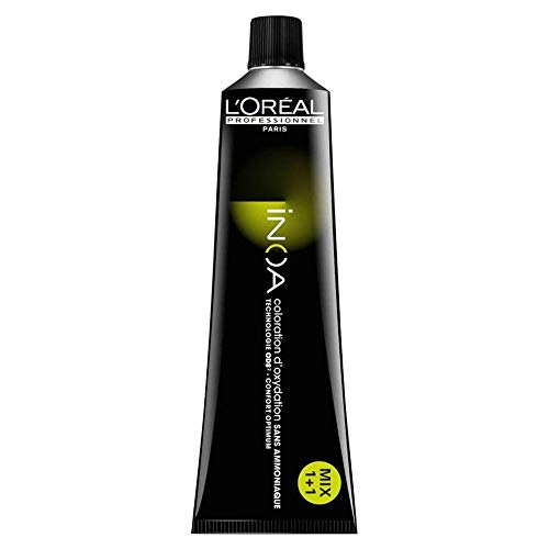 L'Oréal Professionnel Inoa 6 dunkelblond, 60 ml
