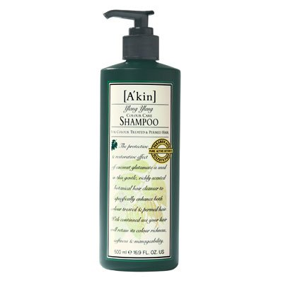 A'kin Ylang Ylang Color Care Haar-Shampoo, 500 ml – AKINAK2114