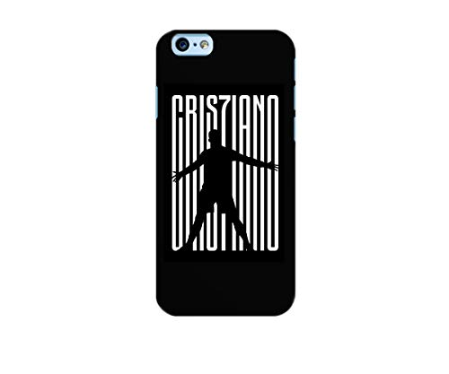 IPcri Cover Case Cristiano Ronaldo Juve CR7 (iPhone 6 / 6S)