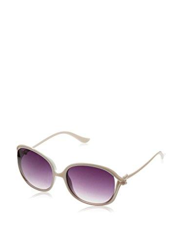Moschino MO-61501-S Gafas de sol, White, 58 para Mujer