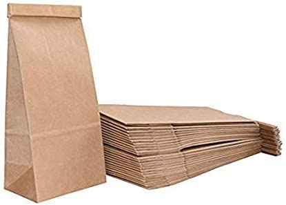 1 2 Pound Kraft Tin-Tie Paper Bags Sh Popular shop is the Rare lowest price challenge Day - Count 150 Brown
