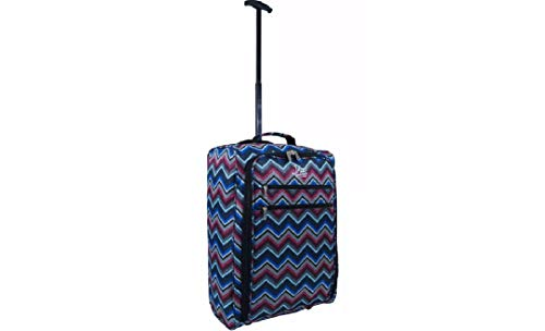 Cabin Approved On Board Wheeled Hand Luggage Travel Wheeled Business Bag Trolley Holdall Bag Case UK