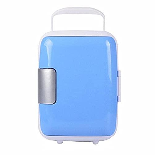 Útil 4L refrigerador de refrigerador automóvil Mini refrigerador refrigerador Frigorífico Congelador Caja de enfriamiento FrigoBar Alimentación Fruta Almacenamiento Frigorífico Compresor (Nombre del c