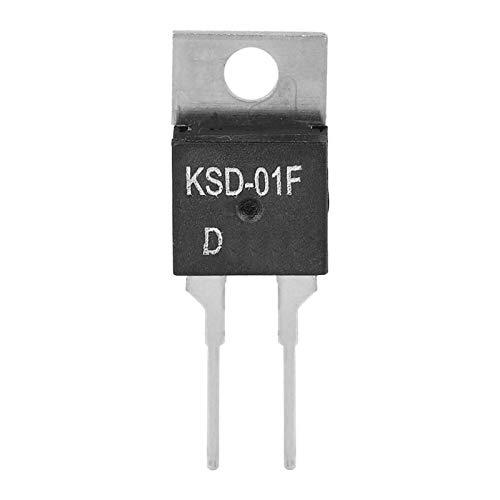 Interruptor 40~130 ℃ Termostato para equipos de prueba(D110℃)