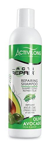 Activilong Actirepair Shampooing Réparateur aux Huiles...
