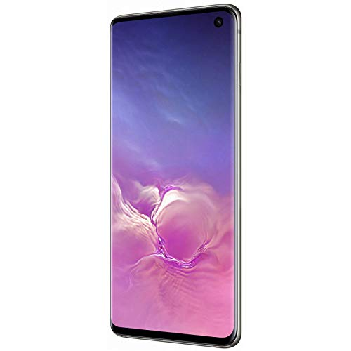 Samsung Galaxy S10 5G, 256GB, Cloud Silver - Fully Unlocked (Renewed)