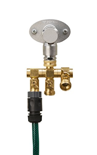 UPP Wasserverteiler 3 Wege für 1/2