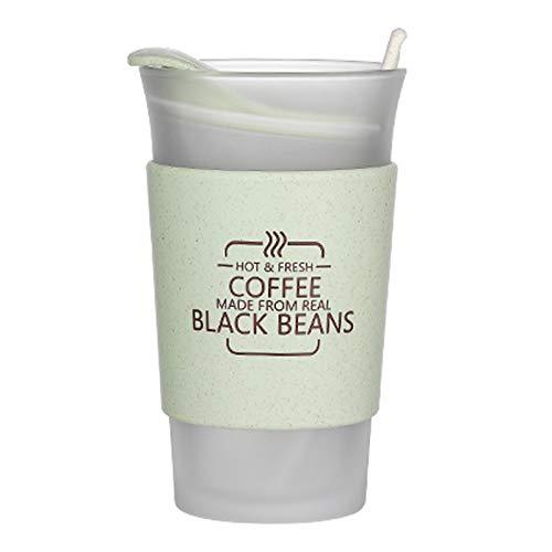 Taza de café o taza de té Taza de café de cristal...