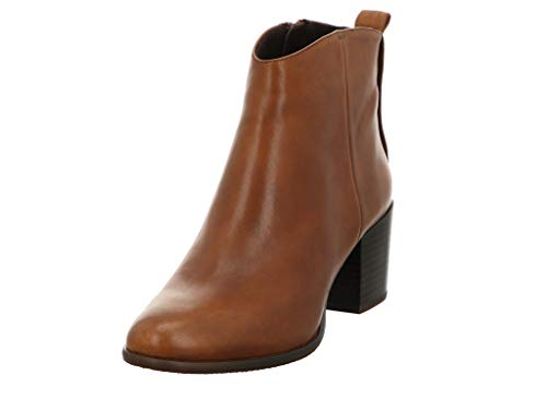 SPM Shoes & Boots dames laarzen 25289961-01-02299-13013 bruin 721752