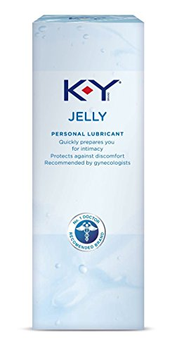 K-Y Gelatina lubrificante personale 2 oz (Pack of 7)