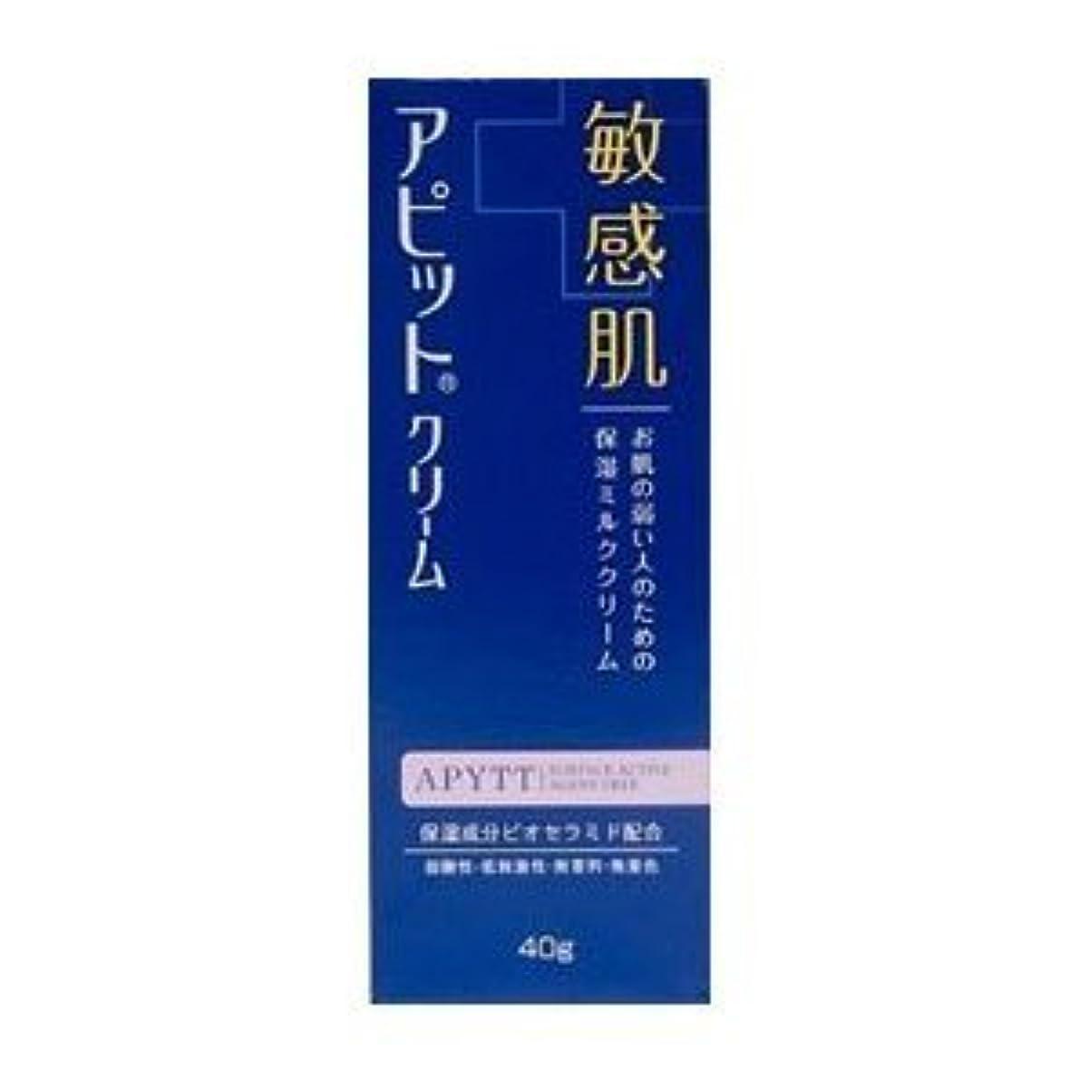 鼻裸真夜中全薬工業 アピットクリーム 40g×3個セット (医薬部外品)