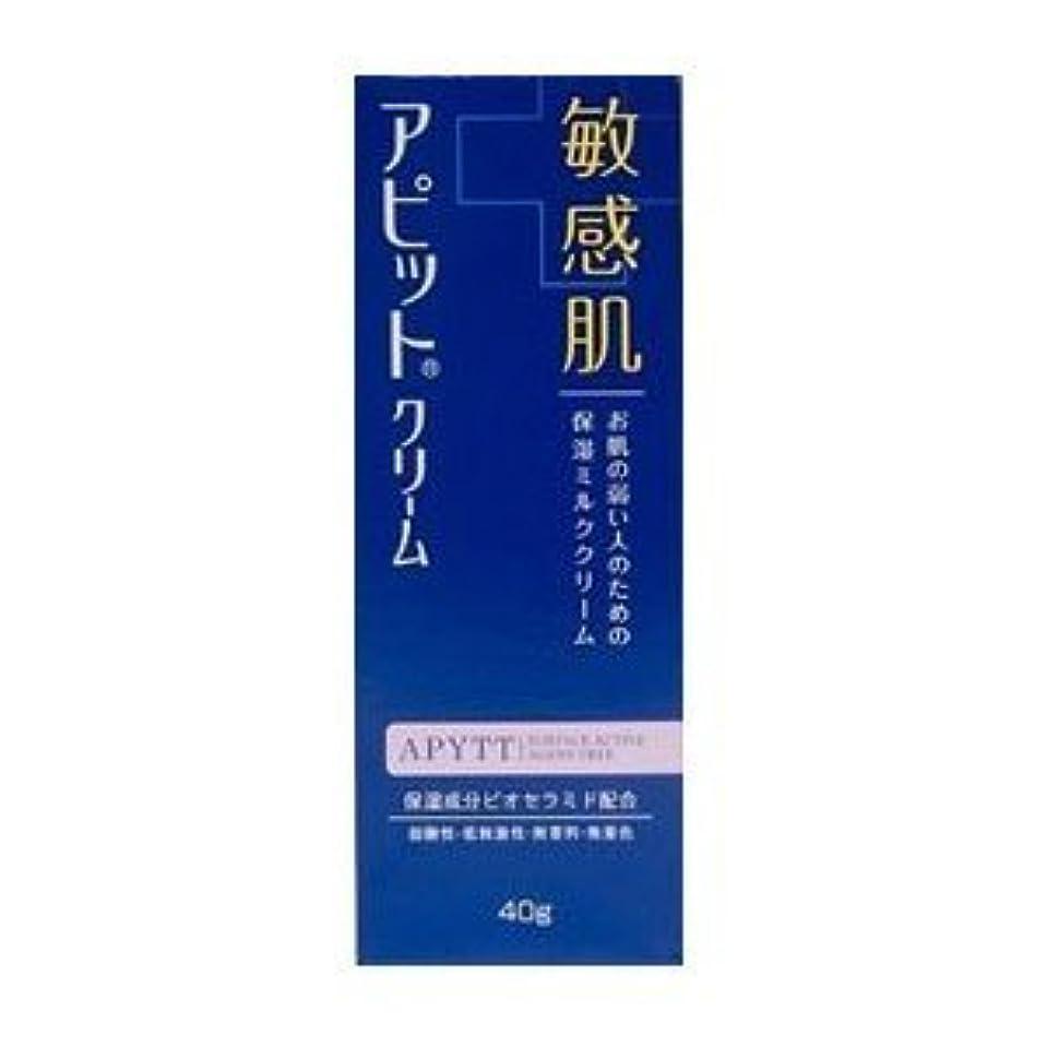 傷跡小切手中国全薬工業 アピットクリーム 40g×3個セット (医薬部外品)