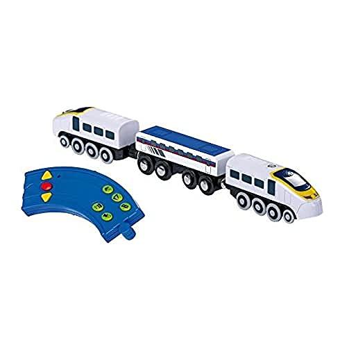 Legler Train électrique avec télécommande à partir de 3 Ans