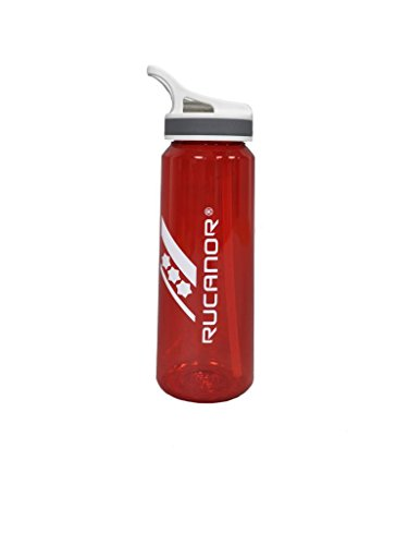Rucanor PC Easy Drinkbottle - Rouge - 800 ml