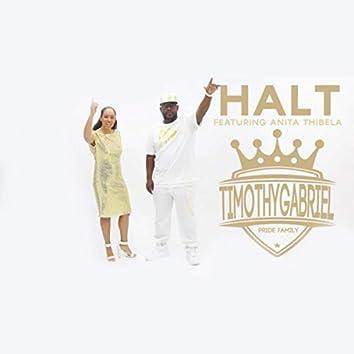 Halt (feat. Anita Thibela)