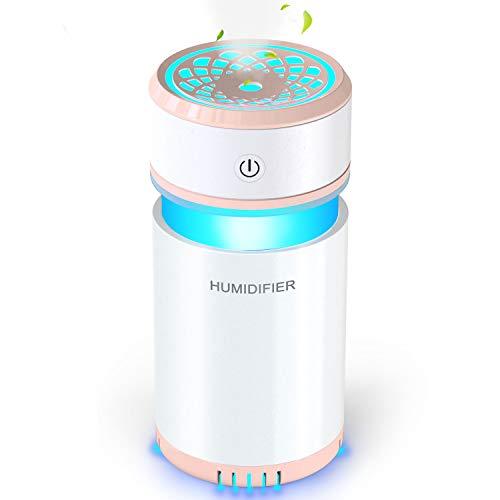 【POSMOO】卓上加湿器アロマ 小型タイプ 除菌 空気浄化機