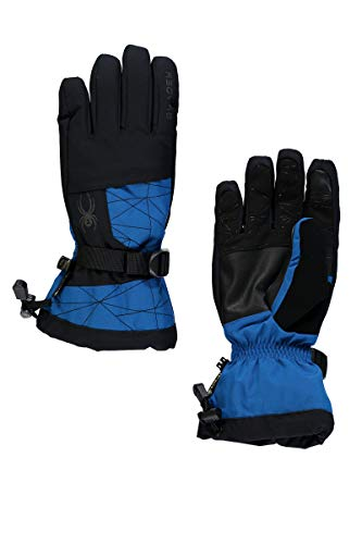 Spyder Active Sports Men's Overweb Gore-TEX Ski Glove, Old Glory, Large