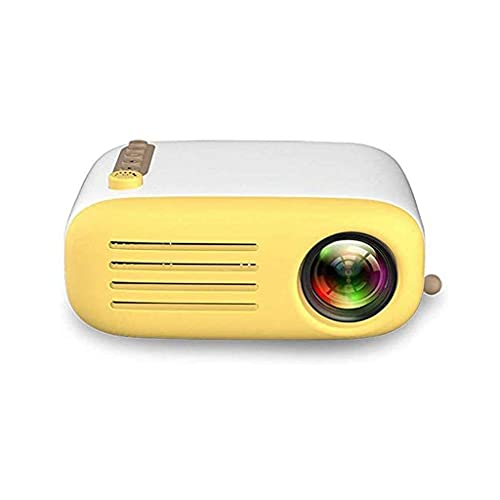 ZHSHML TYYJY Native 1080p Proyector, Full HD LED Home Theater Movie proyector compatible TV Stick