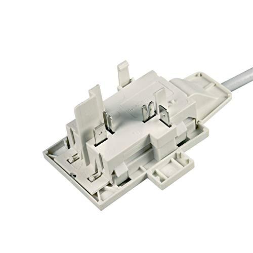 Cable de conexión para lavavajillas 1,75 m Bosch 00483581: Amazon ...