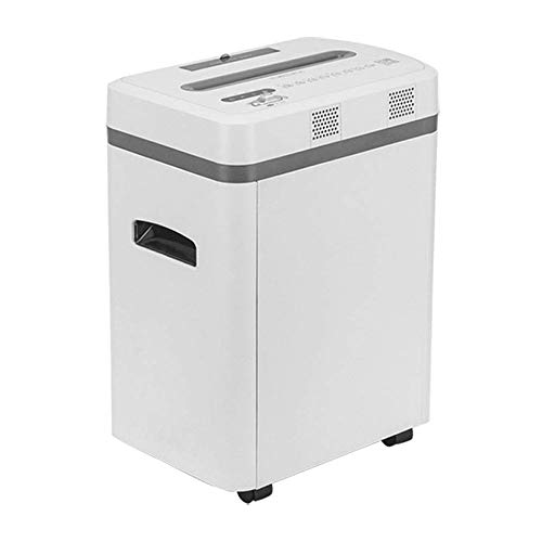Purchase L.HPT Shredder Paper Electric Office Shredder, Profession Shredder 16-Litre Pull-Out Wasteb...