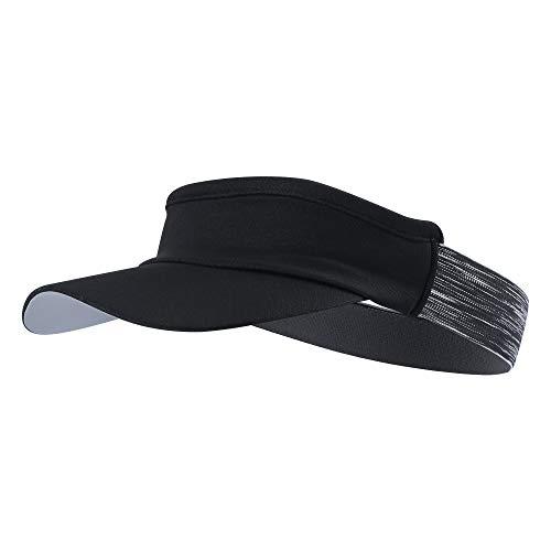 TEFITI Sun Visor Hat for Women Men,...