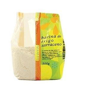 Harina Ecológica de Trigo Sarraceno Integral (500 gr) BIOSPIRIT