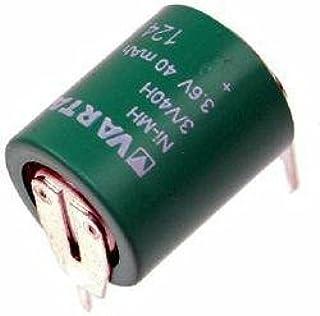Varta Knopfzellen Akku 2 V40h Akku Säule 2 4volt 40mah Elektronik
