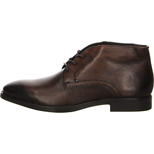 ECCO Men's Melbourne Boot Ankle, Cocoa Brown, 44 M EU (10-10.5 US)