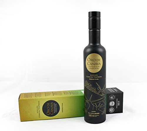 Oro de Cánava, Aceite de Oliva Virgen Extra Premium de Jaén, Denominación...