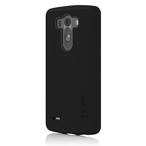 Incipio DualPro Case for LG G3 - Retail Packaging - Black/Black