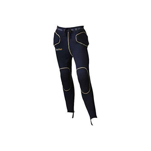 Forcefield Protektorenhose SPORT PANTS 1 Unterhose mit Protektoren Hüfte Knie, XL