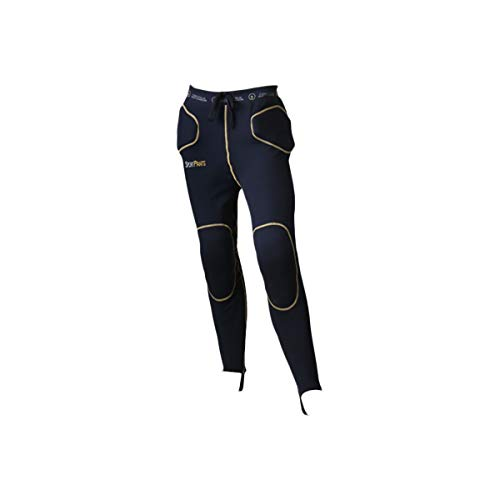 Forcefield Protektorenhose SPORT PANTS 1 Unterhose mit Protektoren Hüfte Knie, L