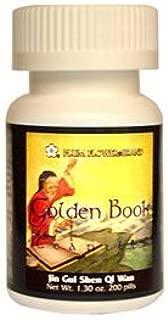 Golden Book (Jin Gui Shen Qi Wan), 200 ct, Plum Flower