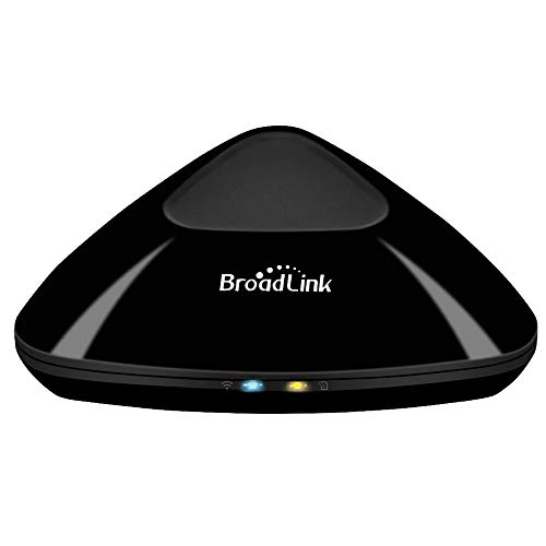Broadlink RM Pro+ telecomando universale Smart Home domotica con Wi-Fi Ir/Rf per iPhone/Android Phone ; WiFi + Ir + Rf...