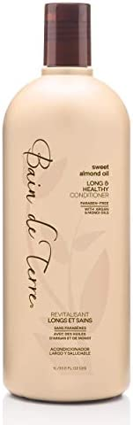 Bain de Terre Sweet Almond Oil Long and Healthy Conditioner with Argan and Monoi Oil Paraben product image