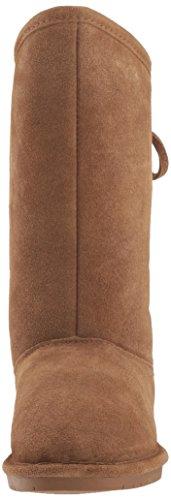 BEARPAW Women's Phylly Boot (38 M EU / 7 B(M) US, Hickory Ii)