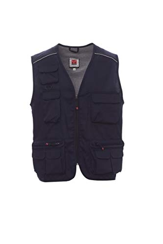 payperwear Gilet Pocket S Blu