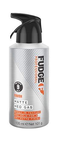 Fudge Professionelles Haarspray Matt Hed Gas Starker Halt Texturisierend 135ml
