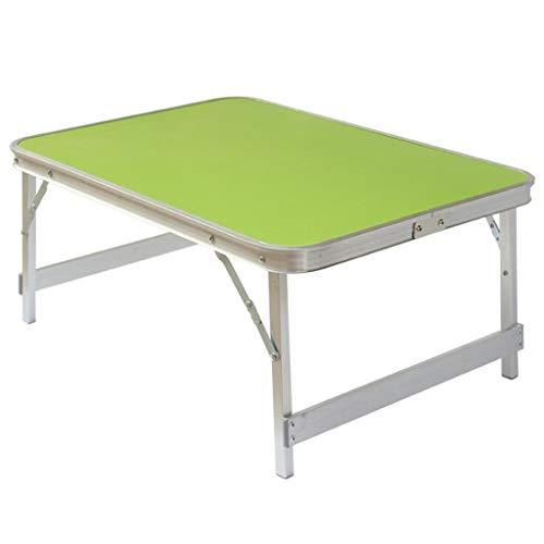 Table De Sofa De Lit D'ordinateur Portable, Bureau De Tour Pliable, Support D'ordinateur Et Support De Lecture D'écriture - Vert