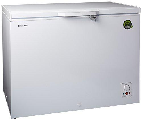 Hisense FC88D6BWD Congelador P3, color Blanco, 9 F