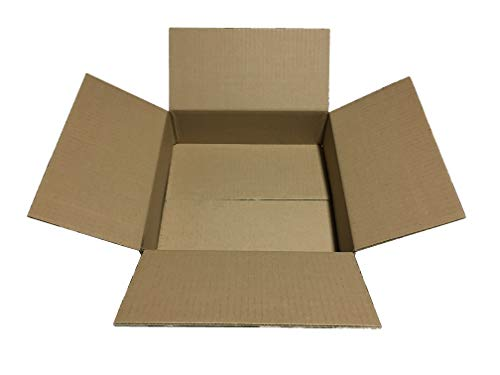 25x Versandkarton 300 x 300 x 80 * 30x30x8 Karton Faltkarton 300x300x80