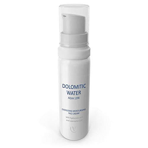 Dolomitic Water Crema Idratante Viso Pelli Secche Grasse Uomo Donna