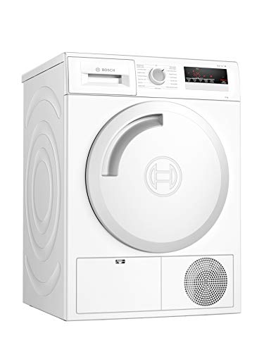 Bosch WTH83V20 Serie 4 Wärmepumpen-Trockner / A++ / 212 kWh/Jahr / 8 kg / Weiß / AutoDry / EasyClean Filter / SensitiveDrying System