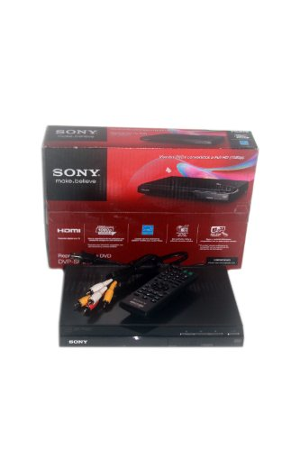 New Sony DVP-SR510H 60 Hz Power Frequency 1080p DVD Player w Remote