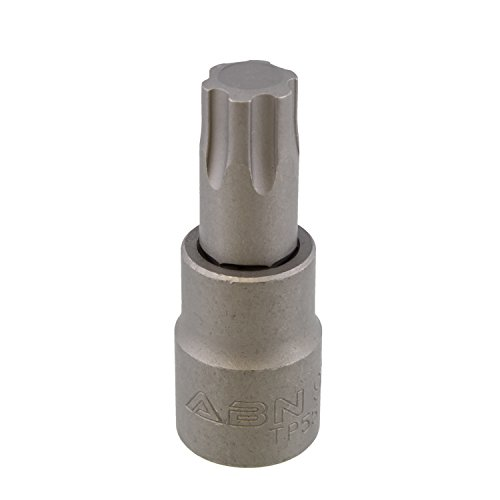 ABN Torx Plus 55 TP55 Torx Socket, 3/8in Square Drive – for Front Bell Housing Bolts & Floor Belts